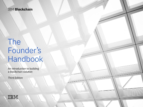 The Founder's Handbook: An introduction to building a blockchain solution