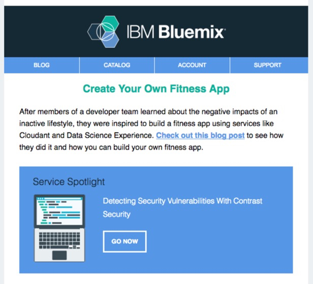Bluemix Newsletter